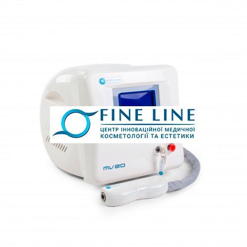 Лазер для видалення татуювань Nano-Light MV20 у FineLine