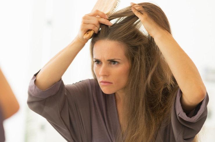 випадіння волосся це серйозно