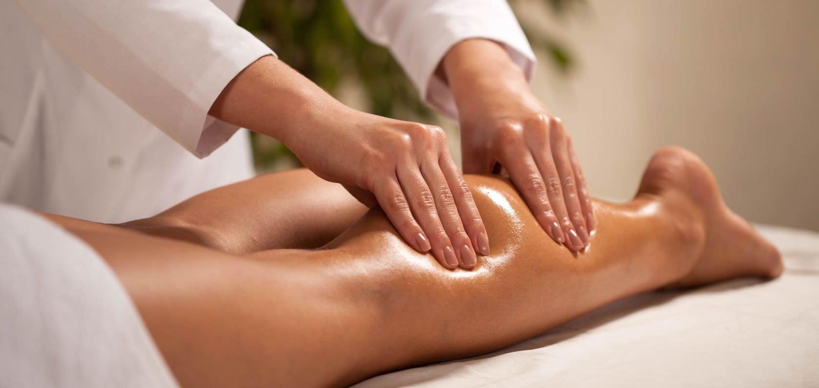 оздоровчий масаж на ноги