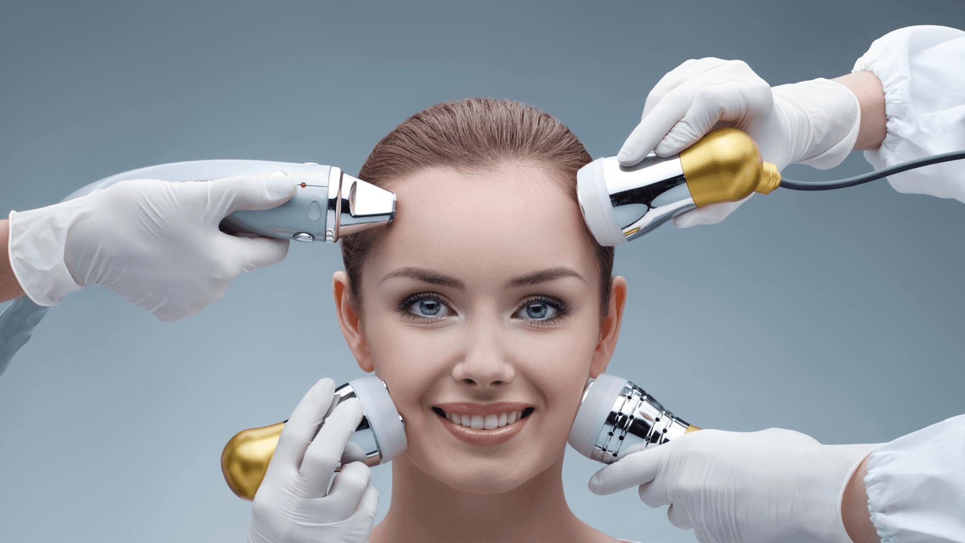Апаратна чистка обличчя