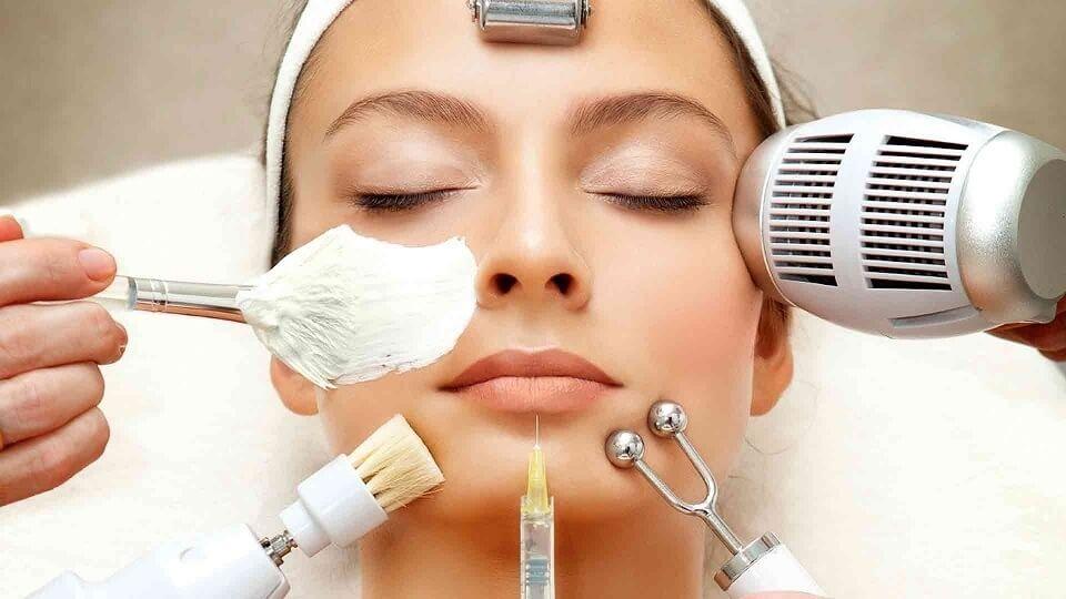 чистка обличчя топ процедура