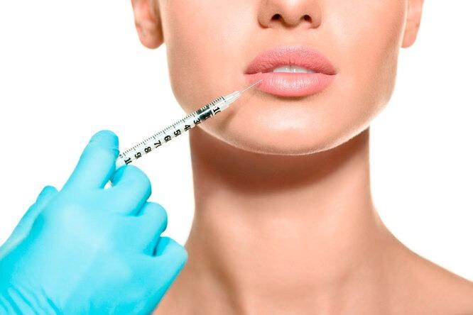 Збільшення губ, що не можна після збільшення губ