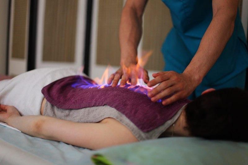 протипоказання до вогняного масажу