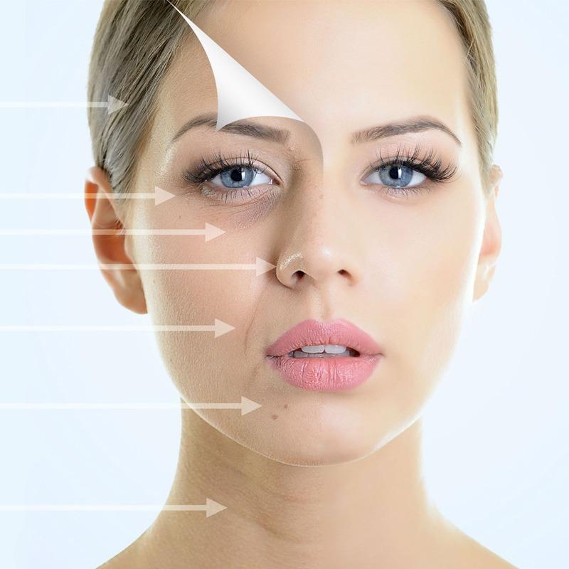 види контурної пластики обличчя