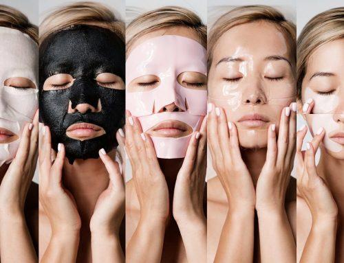 Види масок для обличчя за типом шкіри та їх дією