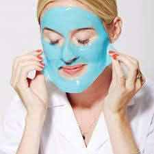 види масок для обличчя правильне нанесення